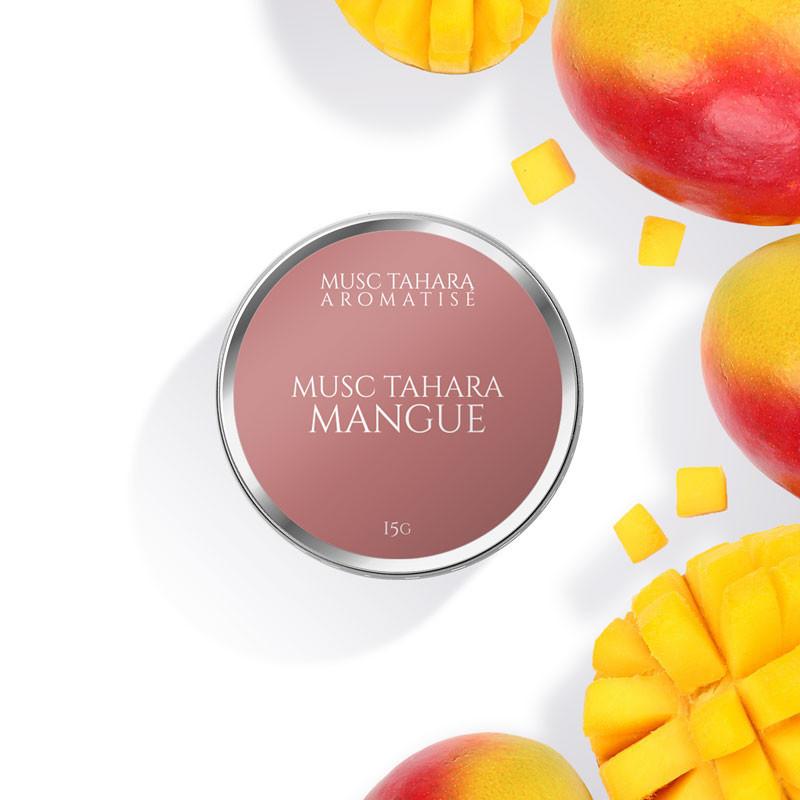 pot musc tahara mangue entoure mangue